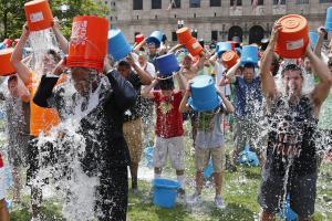 group bucket challenge